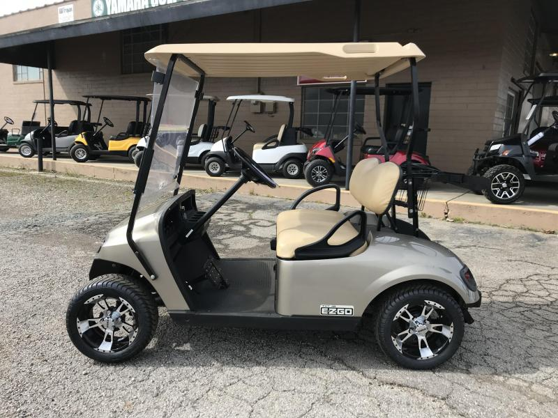 2014 E-Z-GO Electric TXT Golf Cart