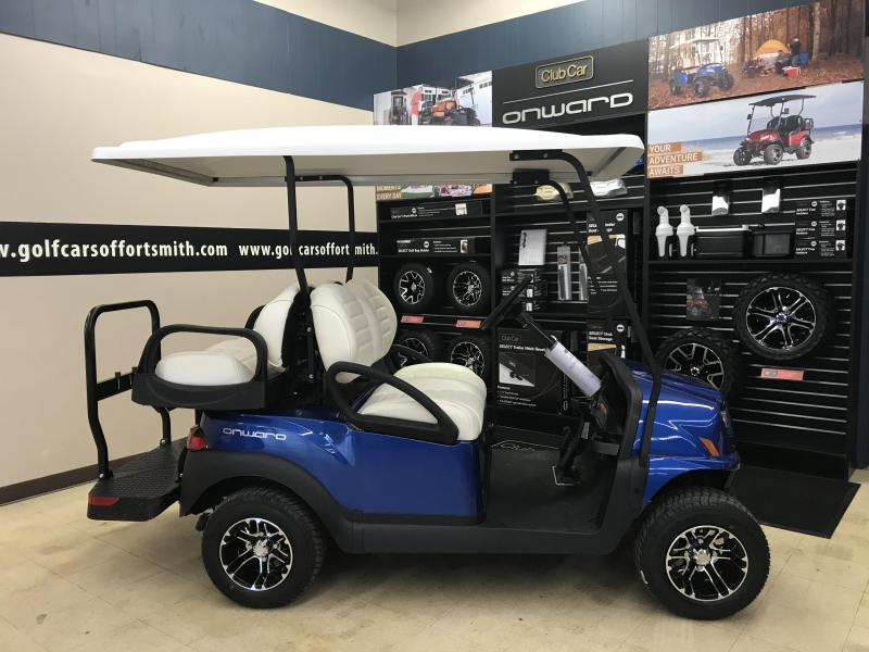 2019 Club Car Onward Gas 4 Passenger Golf Cart