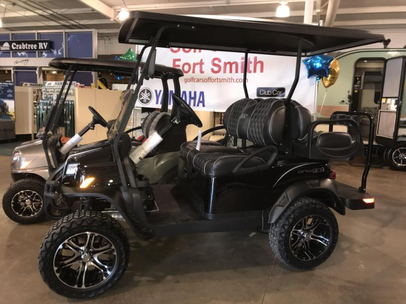 2019 Club Car Onward 60th Anniversary Edition Golf Cart