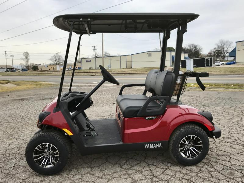 2019 Yamaha Drive 2 AC Electric PTV Golf Cart