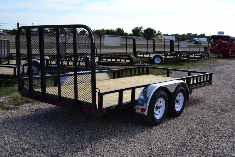 Pj Flatbed Utility Bed For Sale Mn