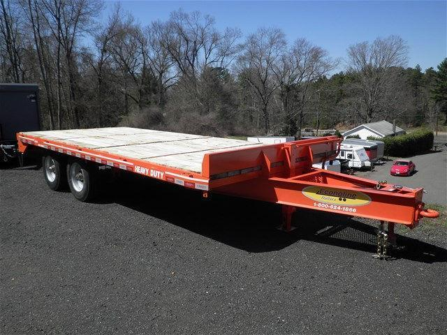 2016 Econoline Equipment Trailer