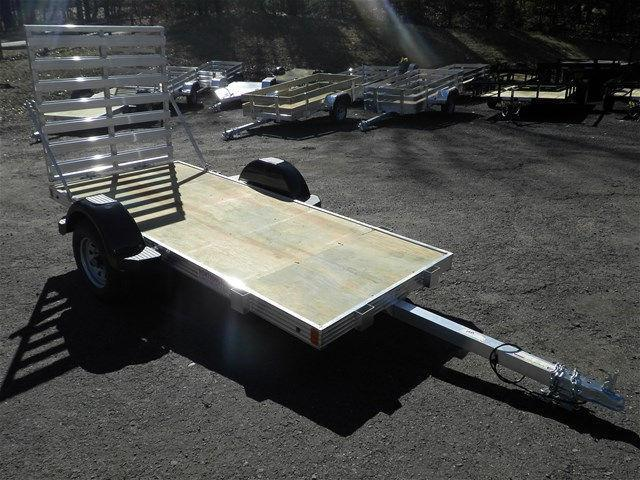 2016 Worthington 4' x 10' Utility Trailer