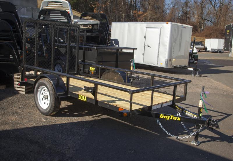 2018 Big Tex Trailers 5X10 Landscape Trailer