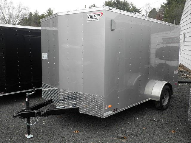 2016 Bravo 7x12 Scout Motorcycle Trailer