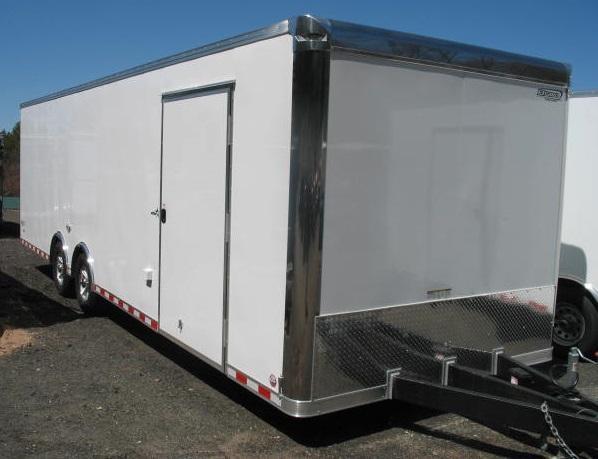 2018 Bravo Trailers ST8528TA4 Enclosed Cargo Trailer
