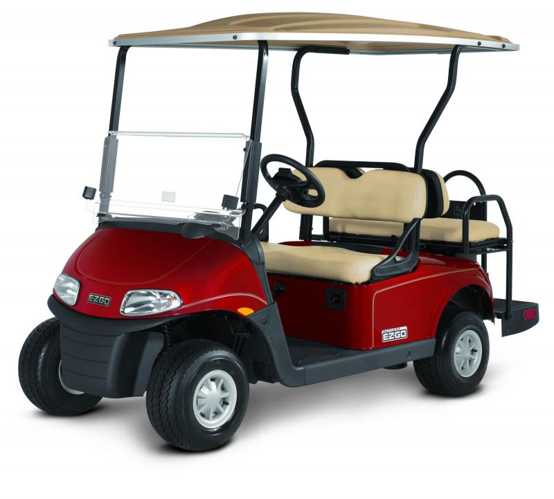 2017 E-Z-Go RXV Adv Battery 22 Shuttle Golf Cart