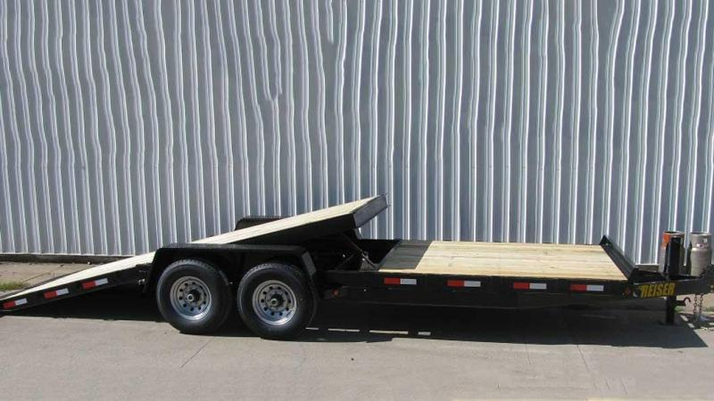 2016 Other Reiser SFT2014K Equipment Trailer