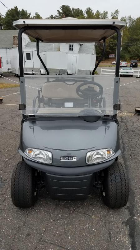 2017 E-Z-Go RXV Advance Battery Shuttle 22 Golf Cart