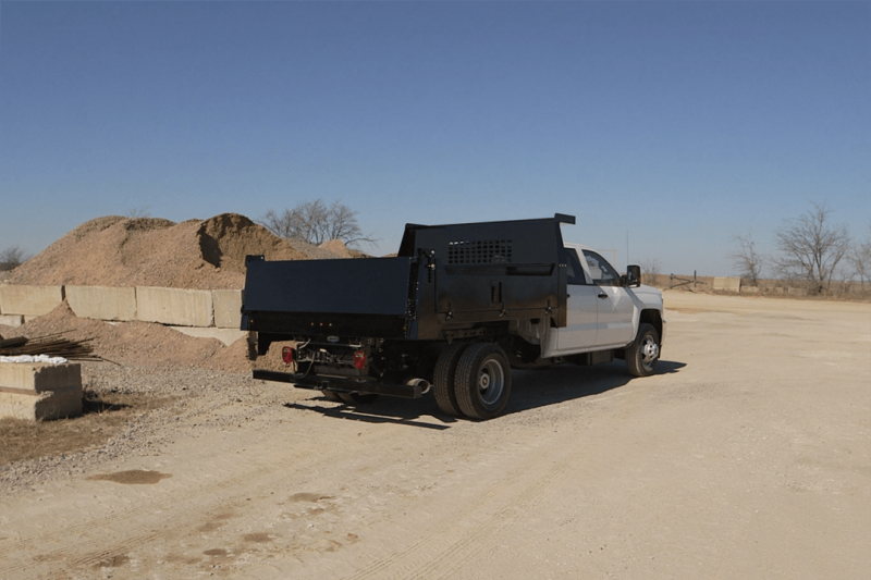 2016 CM Steel DB Truck Bed / Equipment