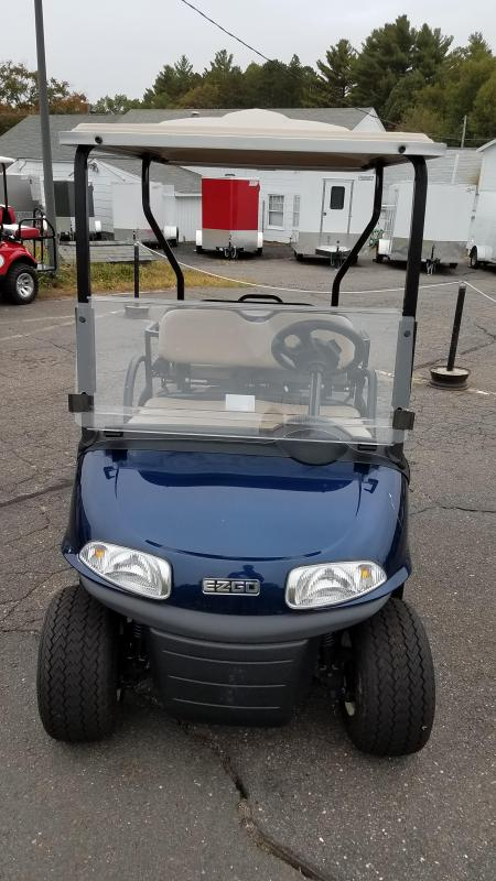 2017 E-Z-Go RXV Electric Advanced Battery Shuttle 22 Golf Cart