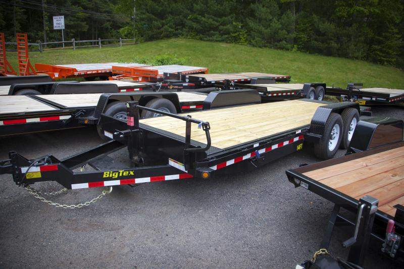 2017 Big Tex Trailers 14FT-20 Tilt