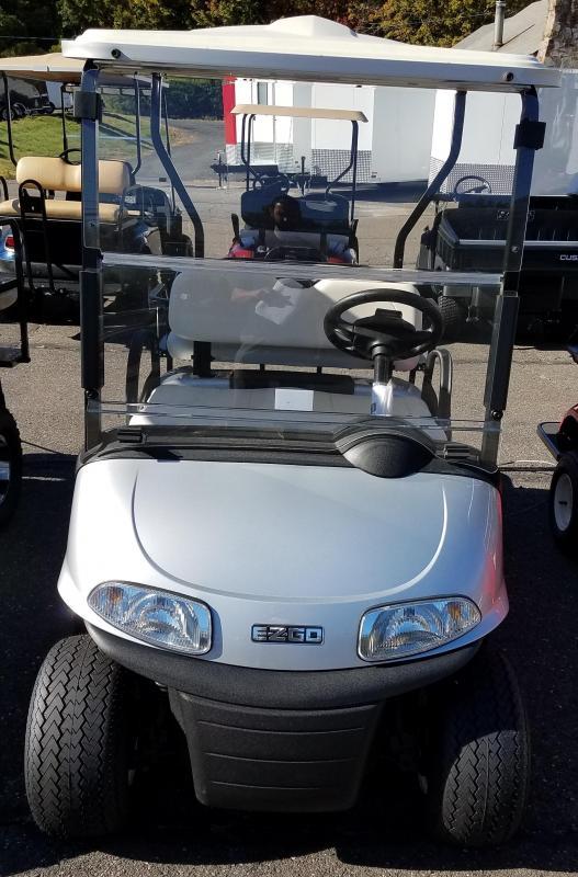 2017 E-Z-Go Shuttle 2 plus 2 Gas Golf Cart