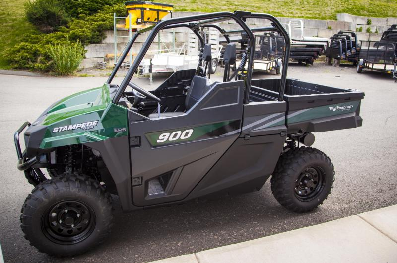 2017 Bad Boy Stampede 900 Eps Utility Side