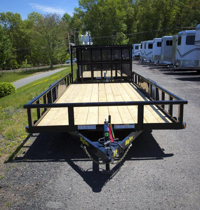 2018 Big Tex Trailers 70PI-18X Landscape Trailer