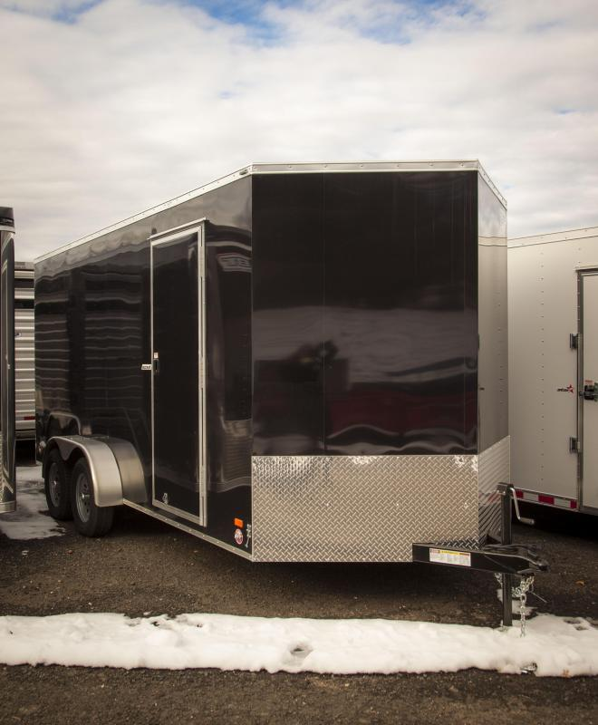 2017 Bravo Trailers SC716TA2 Enclosed Cargo Trailer