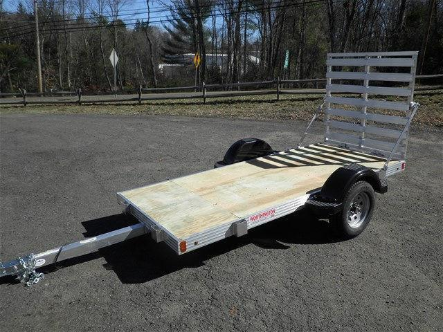 2016 Worthington 10' x 4' Utility Trailer