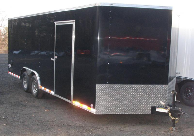 2019 Bravo Trailers SC8520TA3 Car / Racing Trailer