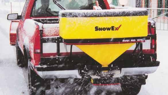 2015 SnowEx Spreader