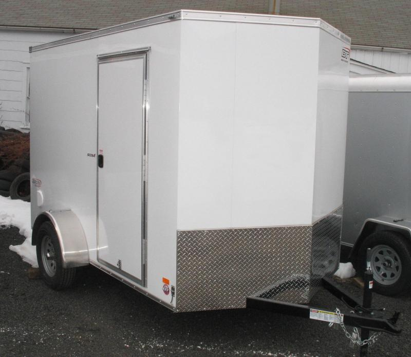 2018 Bravo Trailers SC610SA Cargo / Enclosed Trailer