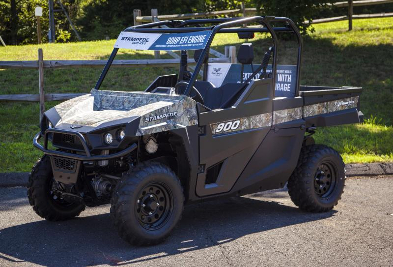 2017 BAD BOY Utility Side-by-Side (UTV)