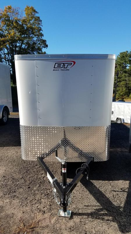 2018 Bravo Trailers SC58SA Enclosed Cargo Trailer