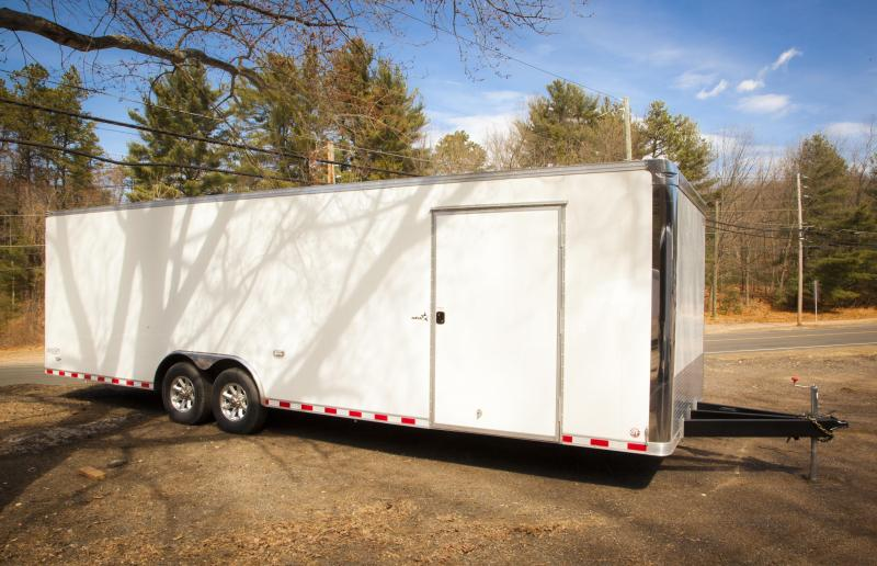 2017 Bravo Trailers ST8528TA4 Car / Racing Trailer