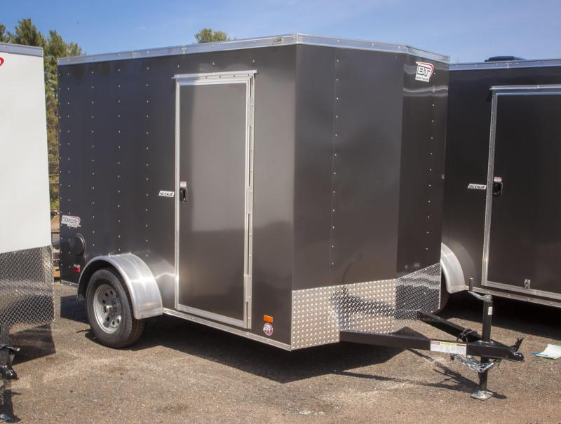 2017 Bravo Trailers SC610SA Enclosed Cargo Trailer