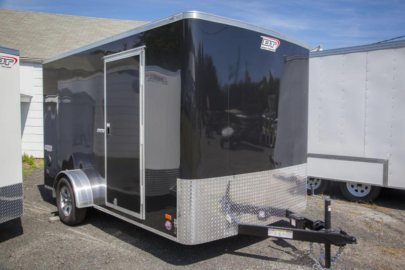 2018 Bravo Trailers SC712SA Enclosed Cargo Trailer