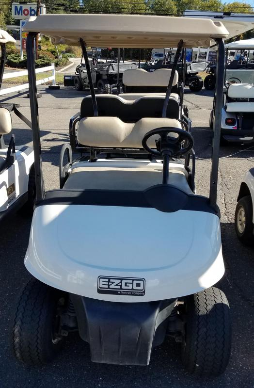 2011 E-Z-Go Freedom RXV (Gas) Golf Cart