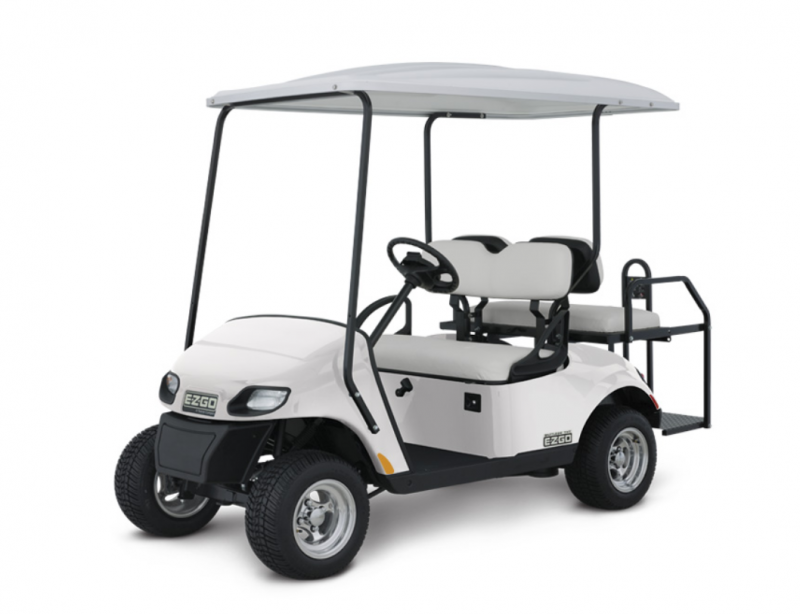 2017 E-Z-Go TXT Shuttle 2 Plus 2 Gas Golf Cart