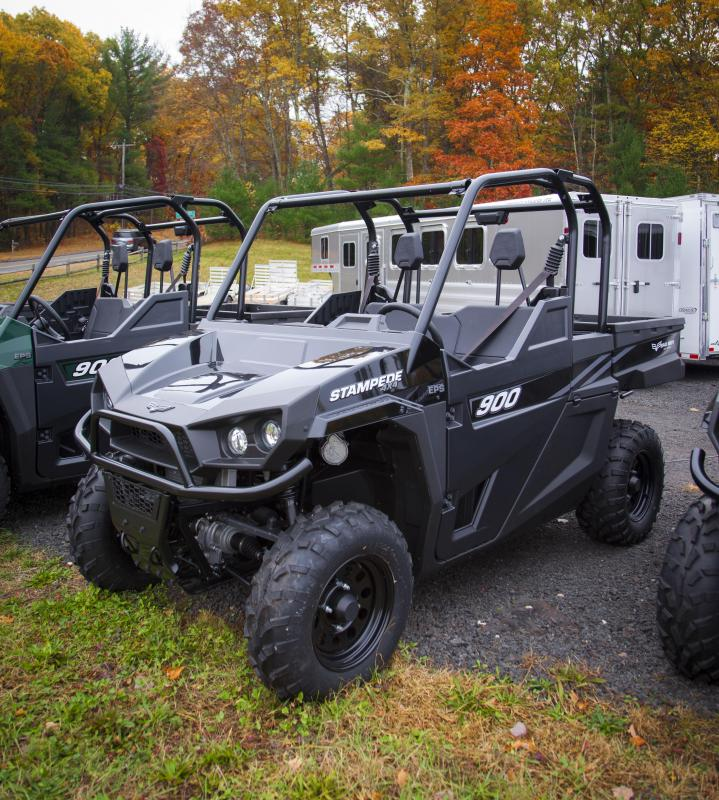 2017 BAD BOY Stampede 900EPS+ Utility Side-by-Side (UTV)