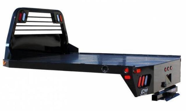 2016 CM 8' SS2 Truck Bed / Equipment