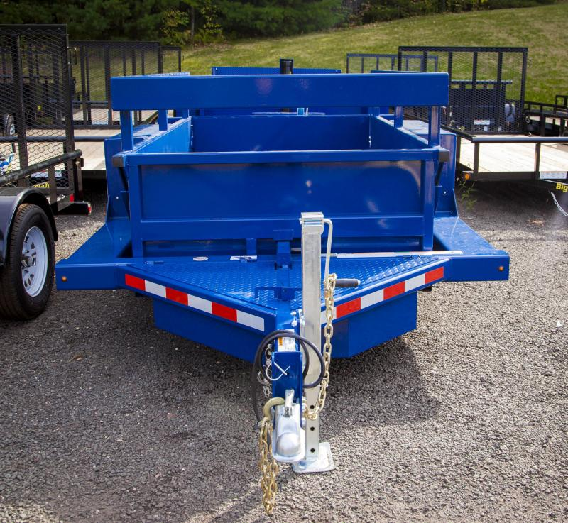 2016 Air Tow USN10-55 Utility Trailer