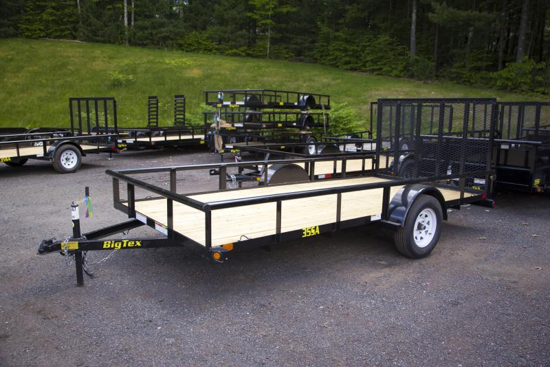 2017 Big Tex Trailers 35SA-14 Utility Trailer