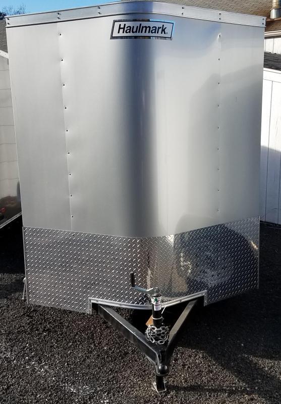 2018 Haulmark PPT6X10DS2 Enclosed Cargo Trailer