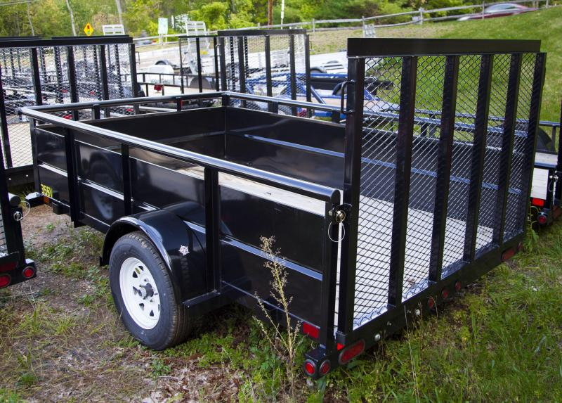 2017 Big Tex Trailers 35SV-10 Utility Trailer