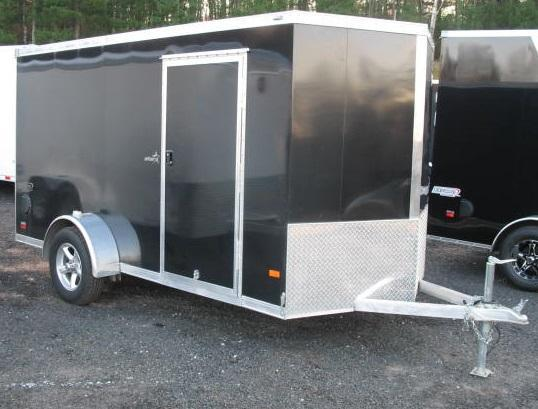 2015 Bravo Trailers AST612SA Enclosed Cargo Trailer