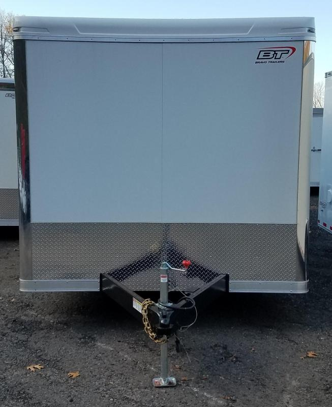 2018 Bravo Trailers ST8528TA4 Car / Racing Trailer