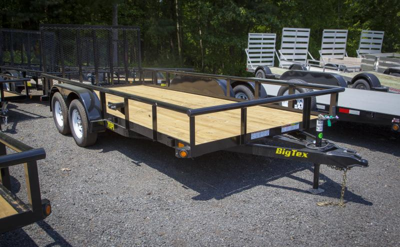 2017 Big Tex Trailers Landscape Trailer