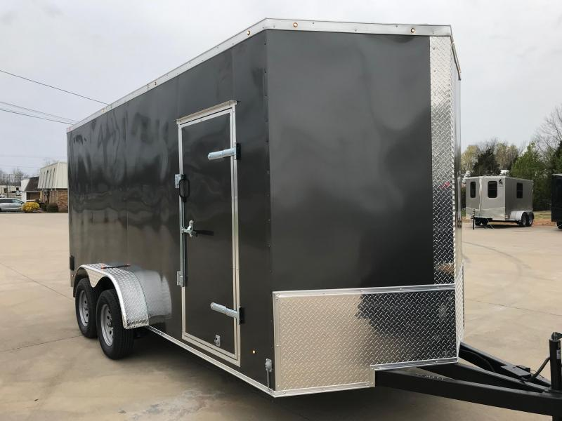 2019 Eagle Trailer 7x16x7TA Enclosed Cargo Trailer