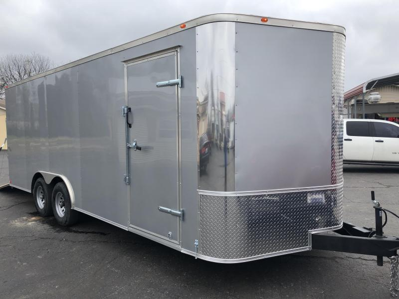 2019 Eagle Trailer 8.50x20TA3 5200 lb Axles Car / Racing Trailer