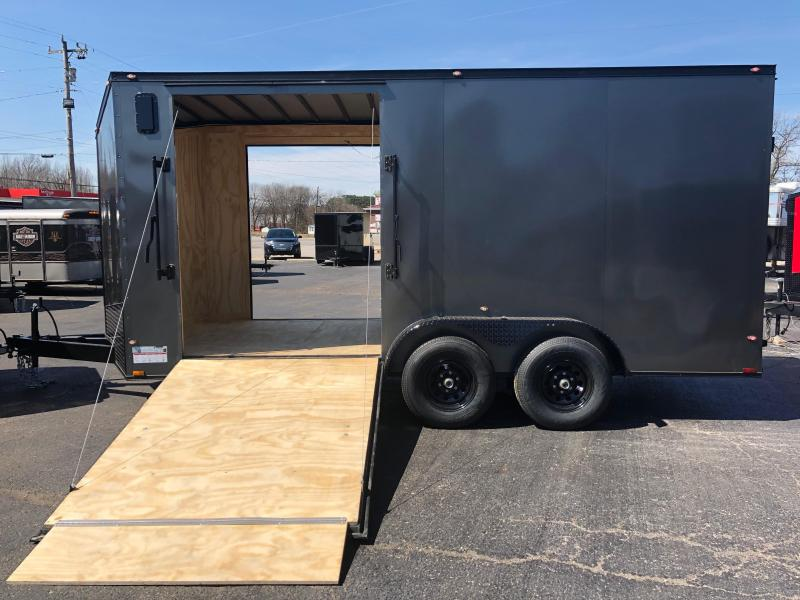 2019 Spartan 7x16TA3 Landscaping Trailer Enclosed Cargo Trailer