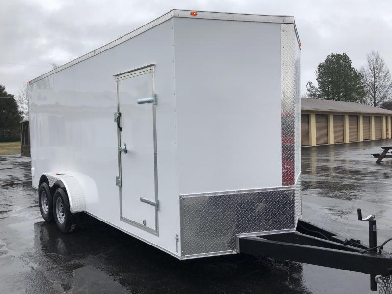 2019 Eagle Trailer 7x18TA3 Enclosed Cargo Trailer