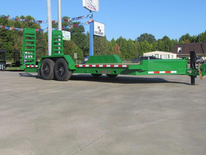 2020 Midsota ST-20 Tilt Deck Flat Bed Trailer