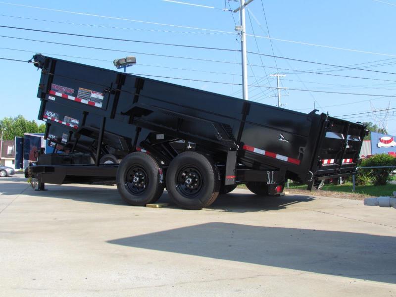 2020 Midsota HV-16 Dump Trailer