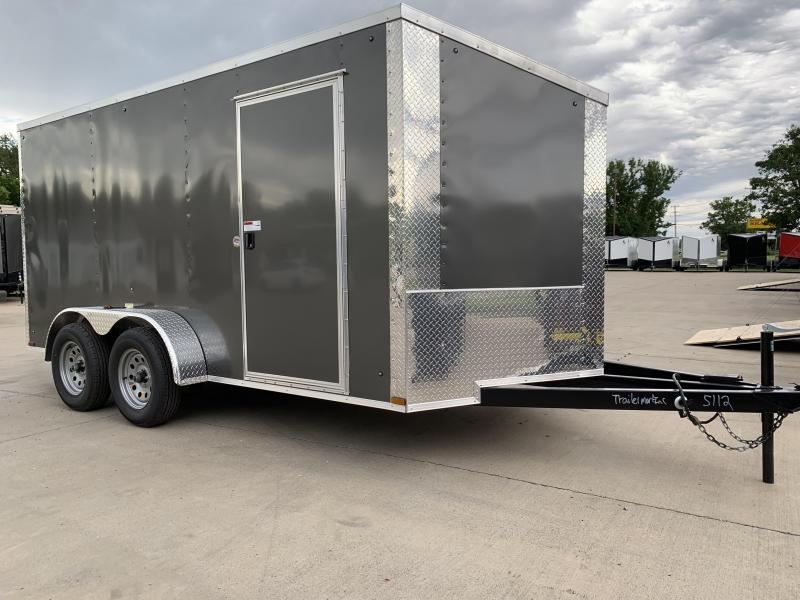 2019 ARI 7x14TA Enclosed Cargo Trailer