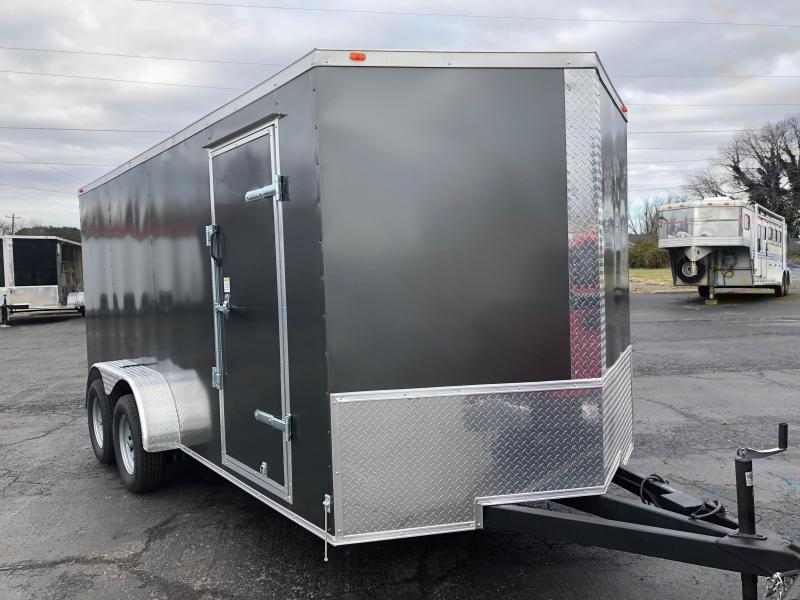 2019 Eagle Trailer 7x16TA2 Enclosed Cargo Trailer