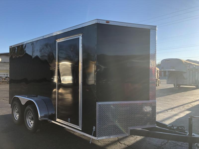 2019 Eagle Trailer 7x14TA Enclosed Cargo Trailer