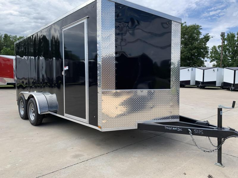 2020 ARI 7x16TA Enclosed Cargo Trailer